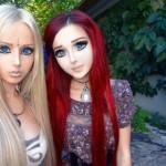 Как сделать кукольные глаза макияж.