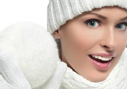 Как ухаживать за кожей губ зимой.