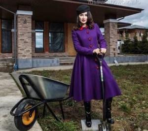 Тина Канделаки и ее новый дом