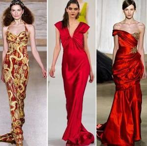 Модные женские платья 2015