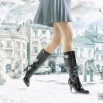 Новые сапожки на красивых ножках: выбираем крепкие сапоги на зиму