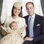 Принц Георг — самый одариваемый представитель королевской семьи