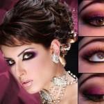 Вечерний макияж глаз — учимся преображать наш взгляд
