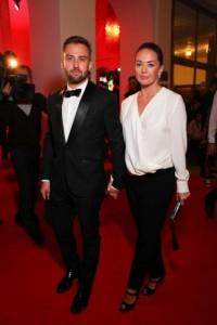 Жанна Фриске с мужем