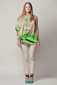 шелковые блузки фото